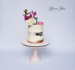 Buttercream - Cake by Maira Liboa