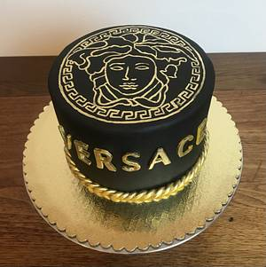 Designer cake - Cake by Sweetlosophy