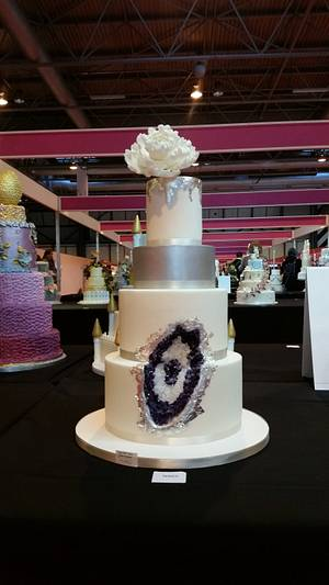 Geody  Wedding Cake  - Cake by Zaneta Wasilewska