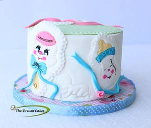 """Precious Little Miracle"" - Cake by Ashwini Sarabhai"