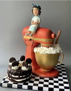 Grandma's bake - Cake by Dsweetcakery