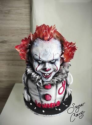 Pennywise - Cake by Tanya Shengarova