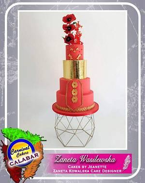 Carnival Cakers 2019 - Cake by Zaneta Wasilewska