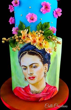 Sugar Skull Bakers 2017  - Cake by Calli Creations