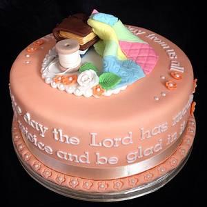 Favourite Things - Cake by Caron Eveleigh