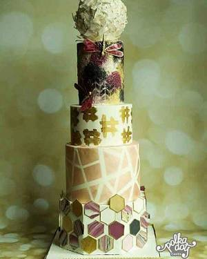 Dragonfly dreams - Cake by Signature cake studio
