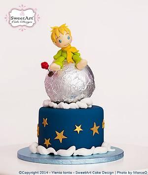 Le Petit Prince - Cake by Ylenia Ionta - SweetArt Cake Design
