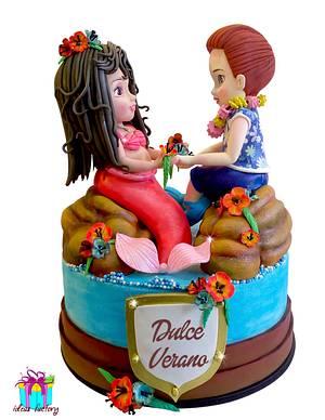 Sweet Summer - Cake by RAUL DIAZ