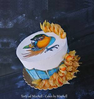 Parrot cake - Cake by Mischell