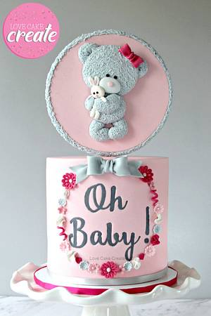 Oh Baby! - Cake by Love Cake Create