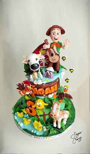 La Granja cake - Cake by Tanya Shengarova