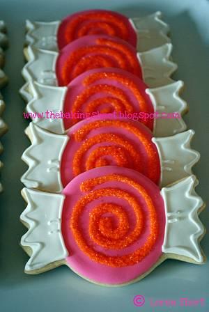 Candy Cookies! - Cake by Loren Ebert