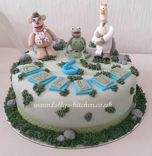 Ma nah, ma nah... - Cake by LollysKitchen