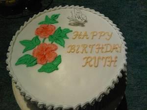 birthday cake - Cake by Cake Love