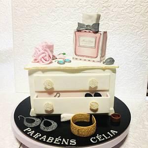 Birthday cake - Cake by Lassus Doces