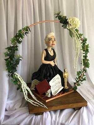 Lady Gaga - Cake by Cakeland by Anita Venczel