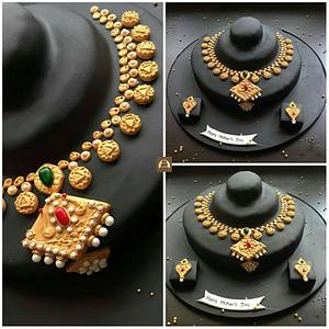 Jewellery Set Cake - Cake by Tricks 'n' Treats