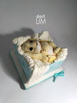 Small rabbit - Cake by dortUM