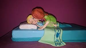 Sisters - Cake by lameladiAurora