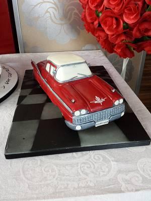 Tarta coche - Cake by Marilo Latorre  yo misma sweet cakes