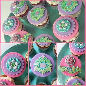 Pastel Baroque - Cake by Princess of Persia