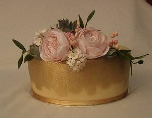 Poenies - Cake by Anka