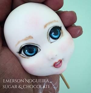 Ariel  - Cake by Emerson Nogueira