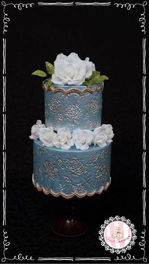 CPC Princess Diana Collaboration - Cake by Sweet Surprizes
