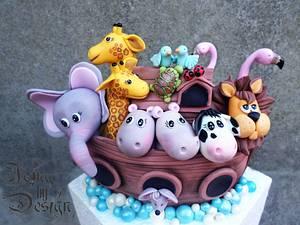 Faith - Cake by Jennifer