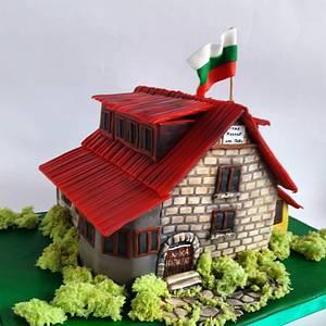 Mazalat  - Cake by Mariya Gechekova