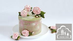 Rosy Breeze - Cake by PUDING FARM