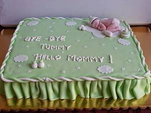 Baby Shower cakes for baby BOY - Cake by yourfantasycakes