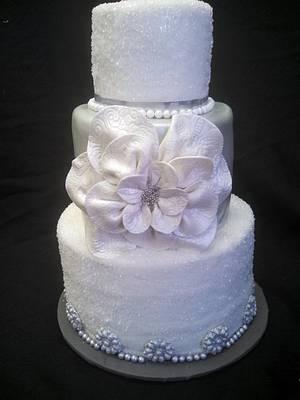 Winter Wonderland - Cake by Elyse Rosati