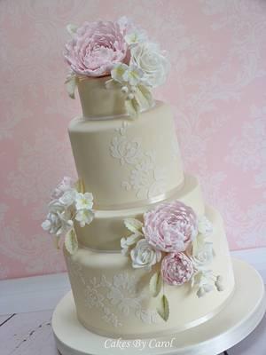 Gwen - Cake by Carol