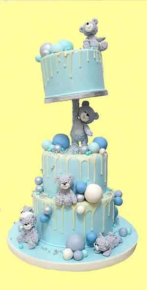 My sweet, little bears!!! ❤ - Cake by Corneluş