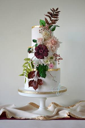 Charlotte - Cake by Amanda Earl Cake Design