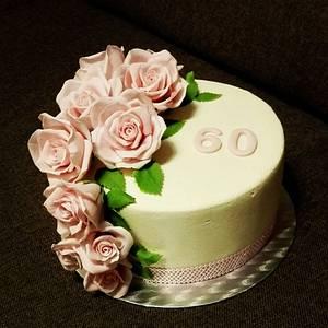 Roses - Cake by Anka
