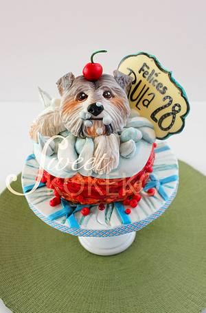 Surprise Cake - Cake by SweetKOKEKO by Arantxa