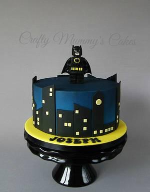 Lego Batman! - Cake by CraftyMummysCakes (Tracy-Anne)