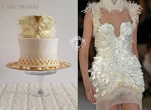 cake by Aya NOUR  - Cake by Aya Nour