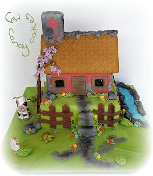 Country house cake  - Cake by fiammetta