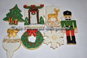 Christmas cookies - Cake by Daria Albanese