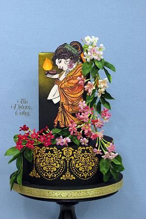 Incredible India Cake - Cake by Ashwini Sarabhai