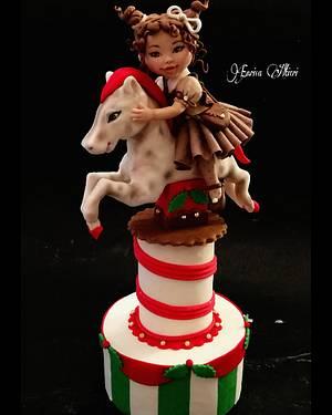 Bambina - Cake by Enryaltieri