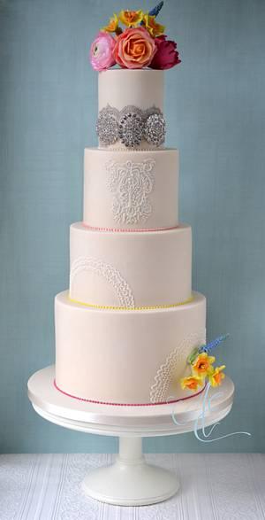 Rangi - Cake by Amanda Earl Cake Design
