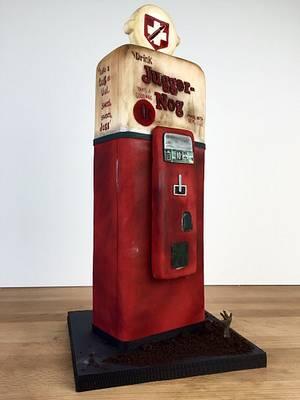 Juggernog cake - Cake by Jacqueline Ordonez