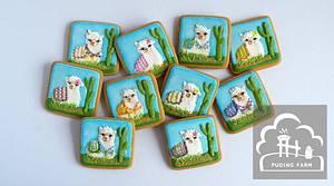 Alpaca - Cake by PUDING FARM