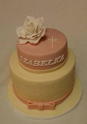 For Izabelka - Cake by Anka