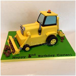 Scoop the Digger - Cake by Jackie's Cakery