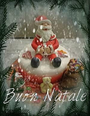 MERRY CHRISTMAS !!! - Cake by La Torteria di Polly Dì